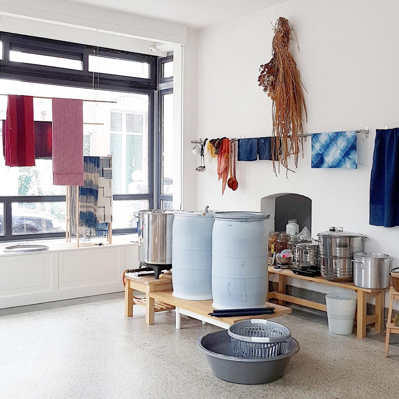 Maaike Gottschal atelier