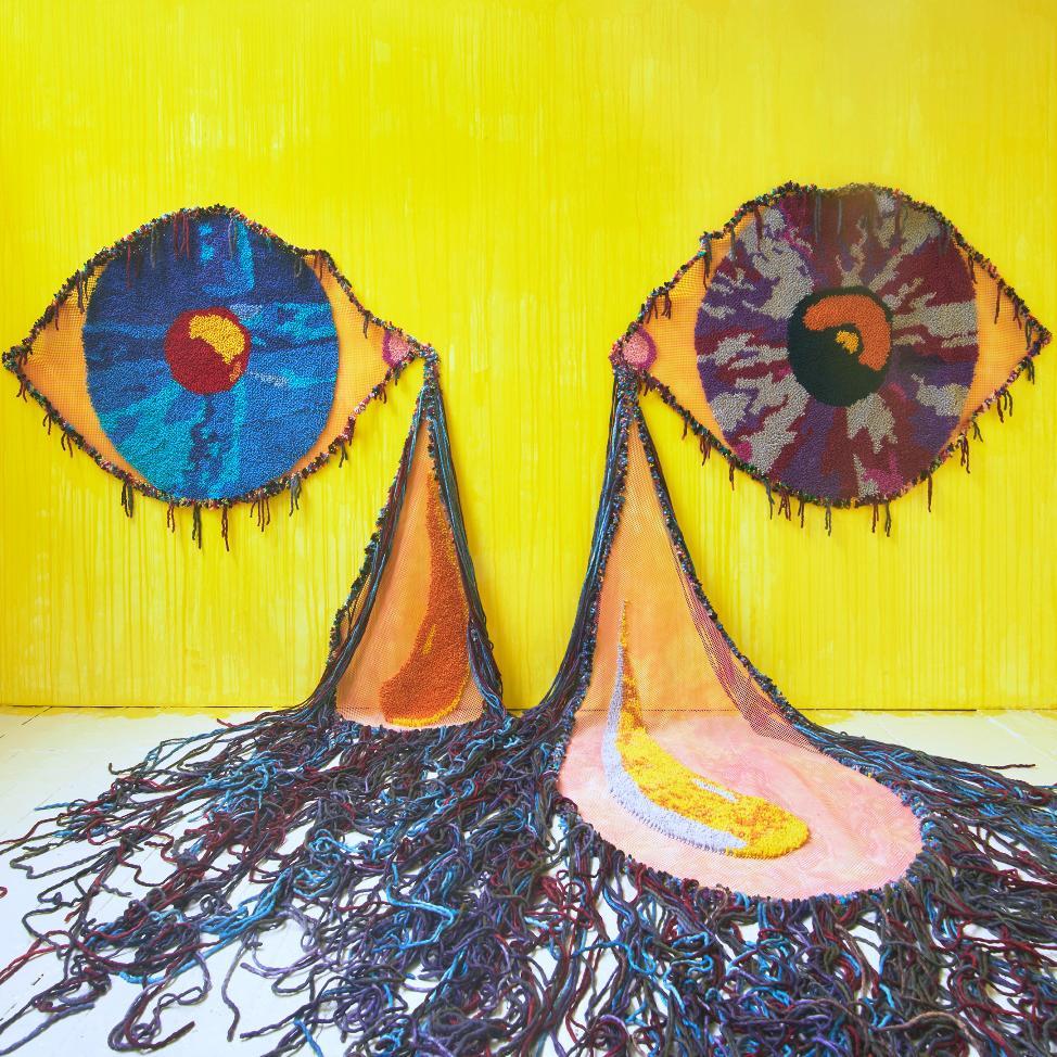 Marianne Thoermer (UK) 'Crying Carpet' detail