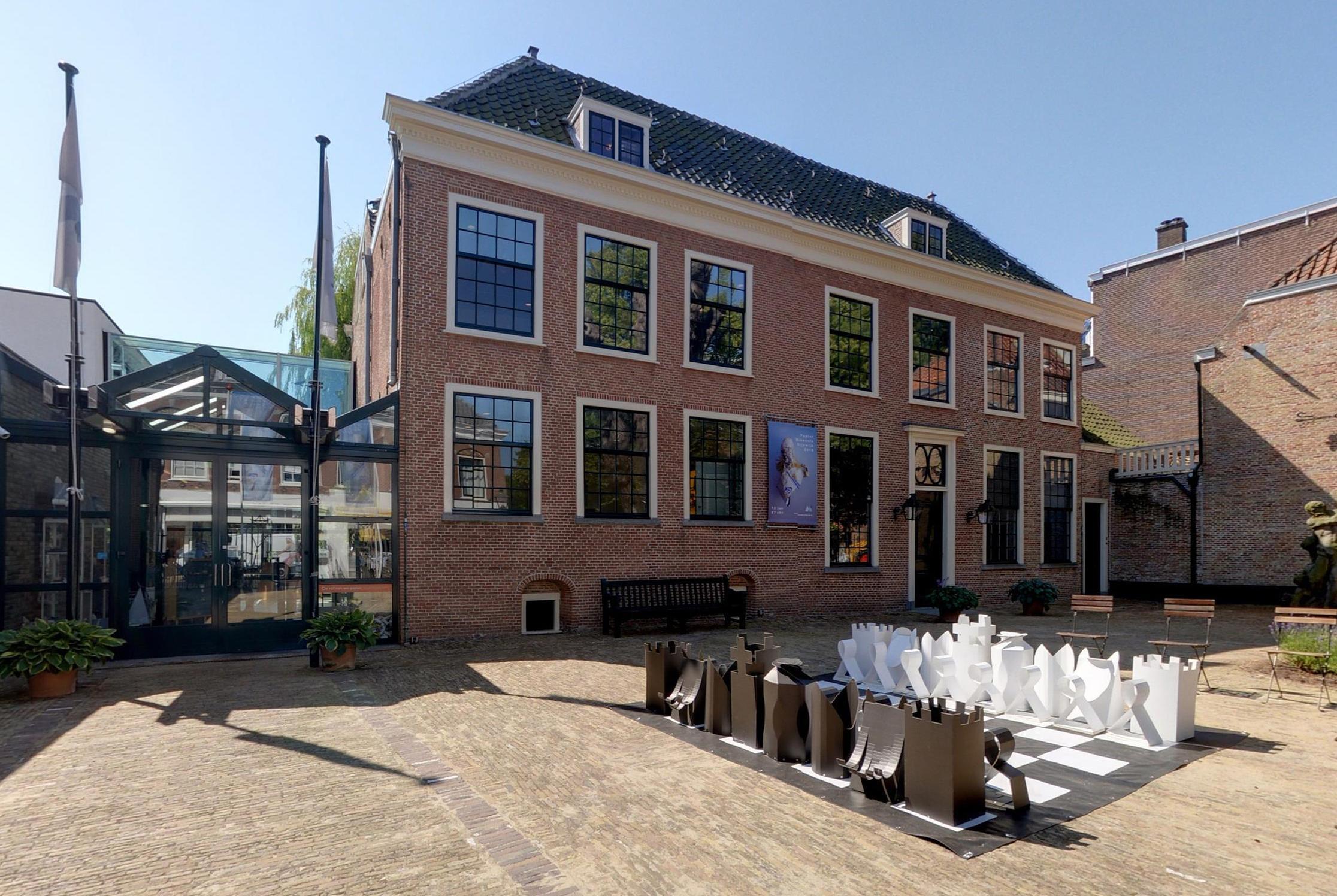 Voorplein Museum Rijswijk